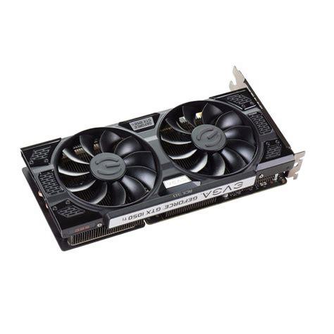 Evga Geforce 4gb Gddr5 Gtx 1050 Ti Gaming evga nvidia geforce gtx 1050 ti 4gb ssc gaming acx 3 0 ebuyer