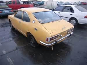 1972 Toyota Corolla For Sale Te27046538 Bidding Ended On 1972 Yellow Toyota Corolla