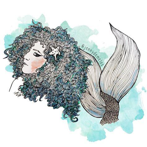 desenho sereia illustration drawing mermaid ilustra 231 227 o desenho sereia