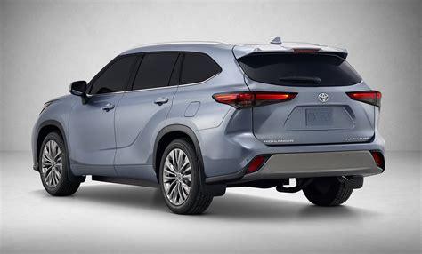 toyota kluger hybrid 2020 2020 toyota kluger revealed gets dynamic hybrid