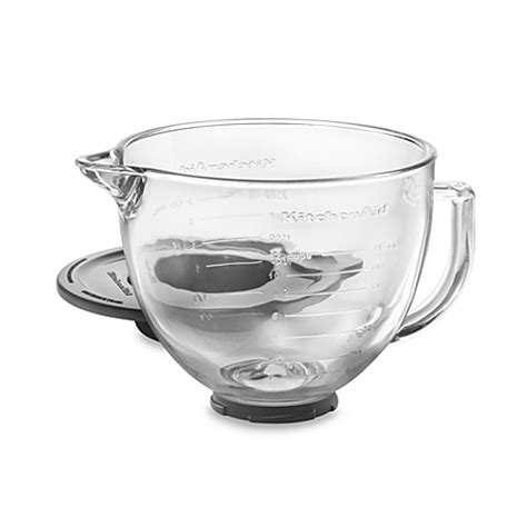 Buy KitchenAid® Glass Bowl for 5 Quart Artisan and Tilt