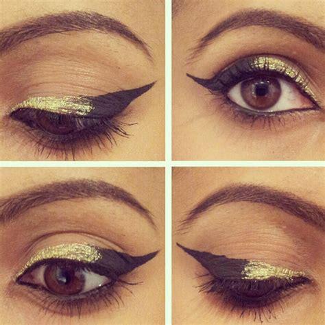 Tutorial Eyeshadow Sariayu Papua golden eye makeup tutorial www pixshark images galleries with a bite