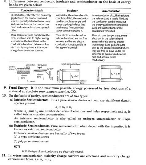 important questions for cbse class 12 physics semiconductor diode and its applications