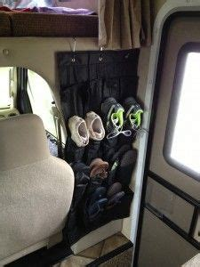 rv shoe storage 756 best happy cer rv inside storage tips images