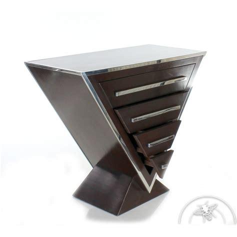 commode design en bois delta saulaie