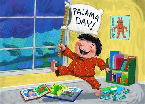 Home Fantasy Design Inc by Rainy Day Pajama Day