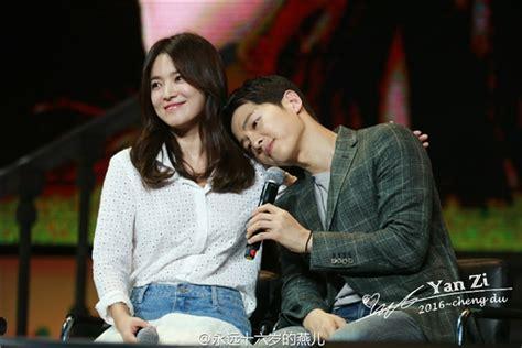 yoo ah in và song joong ki h 224 nh tr 236 nh y 234 u đương của song joong ki v 224 song hye kyo
