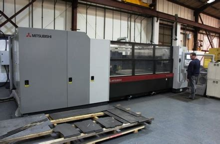 4kw Laser Cutting Machine For Sale by Mitsubishi Lvp3015 4kw Laser For Sale Machinery Locator