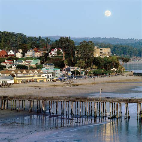 favorite coastal towns sunset