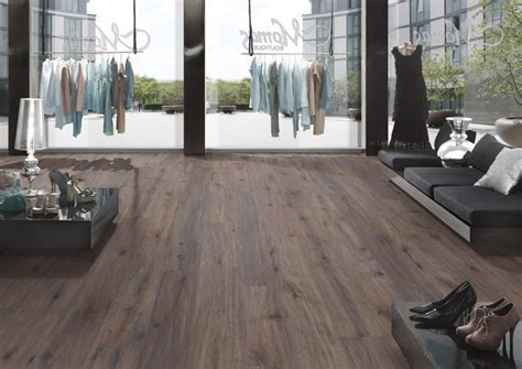 Laminate flooring: Laminate floors