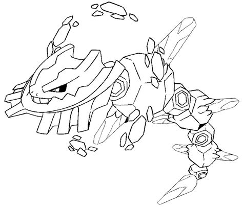 coloring pages of mega pokemon mega coloring pages