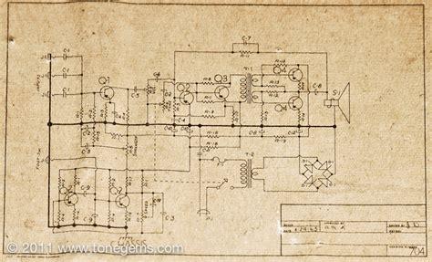 germanium transistor lifier schematic germanium transistor lifier images