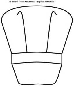 conductor hat template conductor hat coloring page sketch coloring page