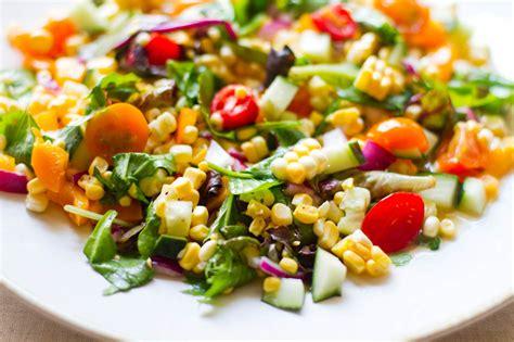 summer corn salad recipe dishmaps
