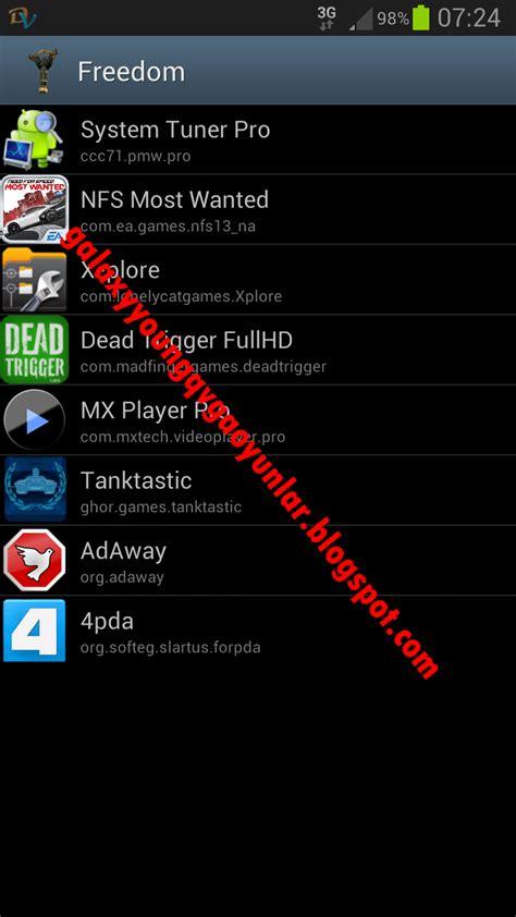 freedom apk no root root freedom 1 0 7g s 252 r 252 m apk bedava play uygulama i 231 i satın alma