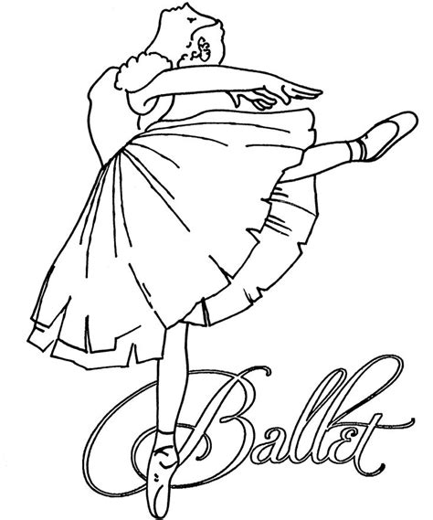 coloring book pages pinterest free coloring pages ballerina coloring pages