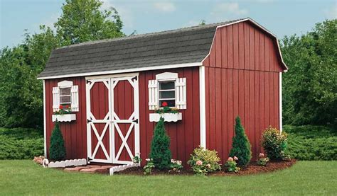 Sheds Pennsylvania by Amish Sheds In Limerick Pa G B Sheds