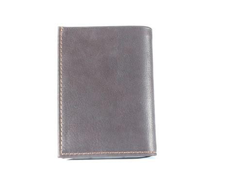 porte carte pour homme en cuir marron 8 cartes cuir pleine fleur 300