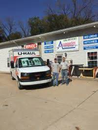 u haul trailer rental towing in washington mo at