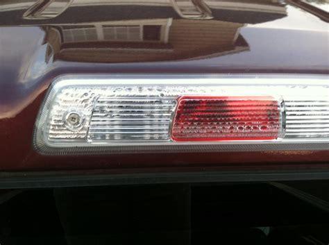 ford f150 brake light bulb 2010 ford f 150 3rd brake light cargo light leaks 12