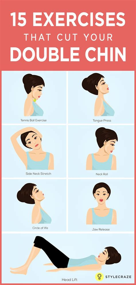 double chin exercises 15 best ideas about double chin on pinterest double