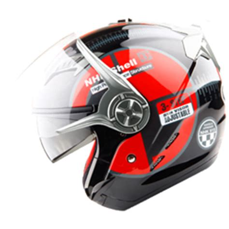 Helm Nhk Gladiator Solid Visor Half harga helm nhk terbaru berserta gambar april 2018 car x bike