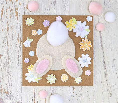 easter cards to make 5 easy easter cards to make hobbycraft