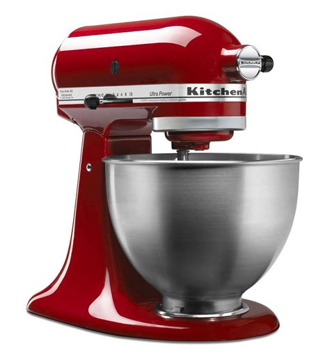 kitchen aid stand mixer ultra power 174 series 4 5 quart tilt head stand mixer