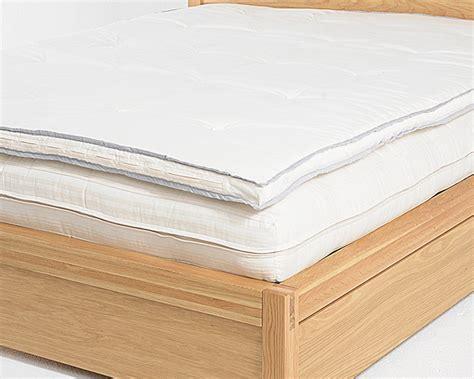 mattress pads for futons mattress pad or topper futon company