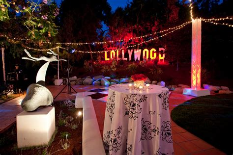 party themes gala hollywood party supplies get a different d 233 cor for your