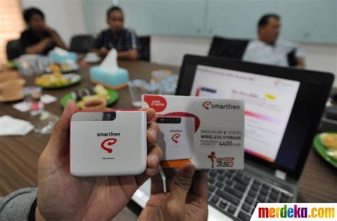 Modem Smartfren Connex M1 foto smartfren perkenalkan produk smartphone andromax