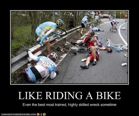 Funny Bike Memes - manic monday butt pain and lessons learned