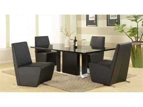 black kitchen table set black dining set black granite table set black granite