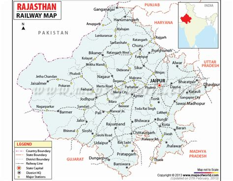Spanish Home Decor Store by Buy Rajasthan Railway Map