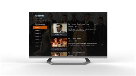 now tv layout the now tv box app just got a whole new look here