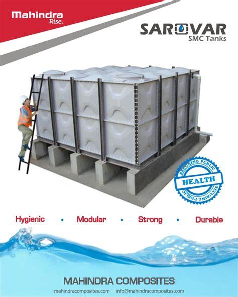 Panel Water Tank sarovar a panel water tank