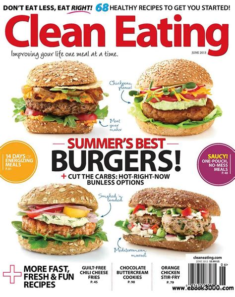 Simple Home Design Software For Mac Clean Eating June 2013 Usa Home Magazine Hobbies
