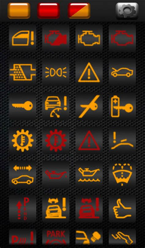 Bmw Indicator Lights Bmw Warning Ls App For Iphone Utilities
