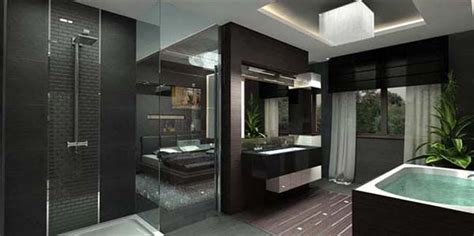 modern luxury bathrooms designs  wow style