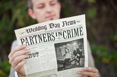 zeitung hochzeit wedding newspaper program wedding designs