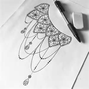 lace tattoo design pinteres