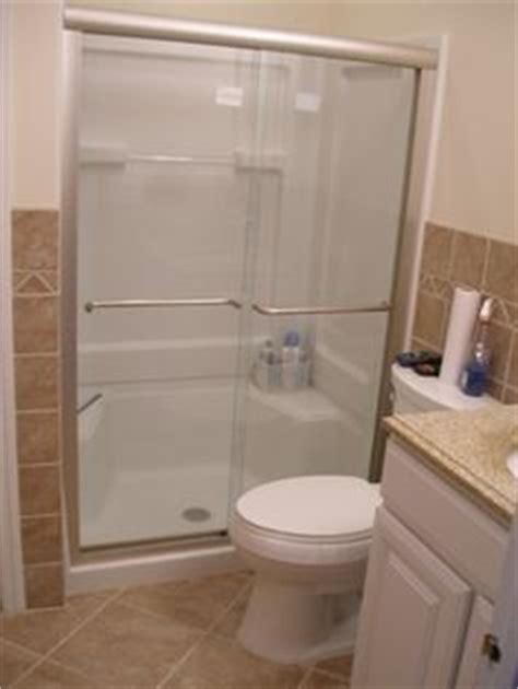 replace bathtub with shower stall walk in shower on pinterest shower stalls fiberglass
