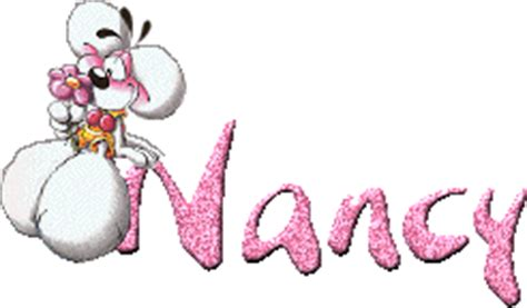 imagenes animadas nombre nancy nancy nombre gif gifs animados nancy 57714