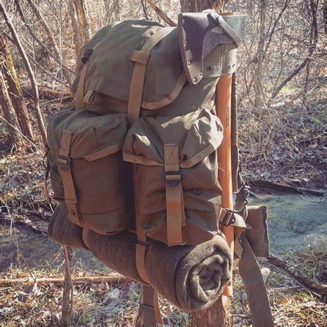 bush craft 25 best ideas about bushcraft pack on