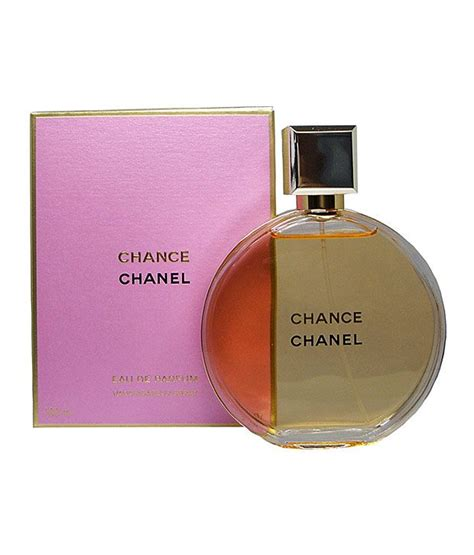 Chanel Chance 100 Ml chanel chance edp 100 ml buy at best prices in