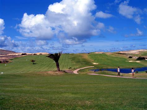 porto santo golf golf courses madeira porto santo islands