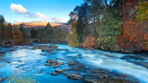 landscape  mountain river wallpaper  desktop