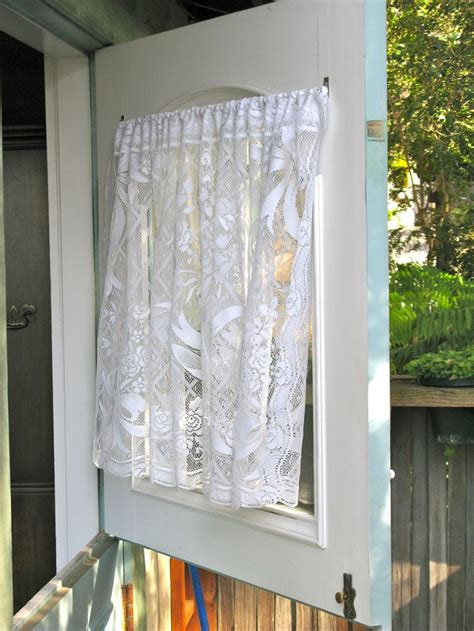 Door Window Curtains Lace Curtain Door Windows
