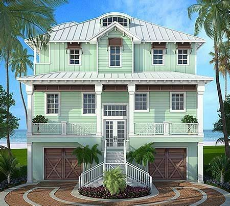 elevated florida house plans raised beach house plans plan 86008bw stylish beach house plan beach house plans