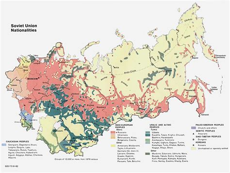 ussr map maps of the soviet union